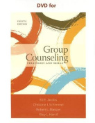 DVD for Jacobs/Schimmel/Masson/Harvill S Group Counseling