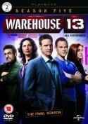 Warehouse 13: Season 5 [Region 2]