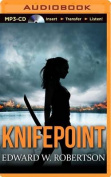 Knifepoint (Breakers Novels) [Audio]