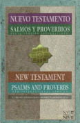 Spanish/English New Testament with Psalms & Proverbs-PR-NIV/NVI [Spanish]