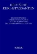 Die Beschwerden Der Deutschen Nation Auf Den Reichstagen Der Reformationszeit  [GER]