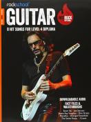 Rockschool Hot Rock Guitar Level 4 Diploma