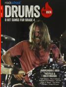 Rockschool Hot Rock Drums Grade 4