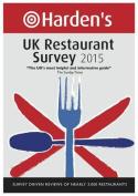 Harden's UK Restaurant Survey 2015