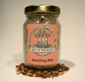 Banishing Bath Salts 120ml Hoodoo Voodoo Wicca Pagan