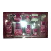 Beaute' Essentielle by STA Elements Sweet Peony Boxed 8 Pc Gift Bath Set