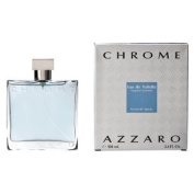 CHROME * Azzaro * Cologne for Men * 100ml * BRAND NEW IN BOX