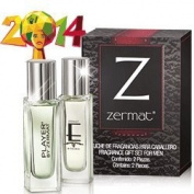 Zermat for Men Mini Player Edt and Edgardo 30ml Each