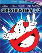 Ghostbusters/Ghostbusters 2 [Region B] [Blu-ray]