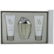 Adrienne Vittadini W-GS-2843 AV by Adrienne Vittadini for Women - 3 Pc Gift Set 90ml  Eau De Parfum   Spray, 3.90ml Body Lotion, 3.90ml Shower Gel