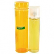 Be Clean Soft by Benetton Eau De Toilette Spray 100ml