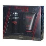 THALLIUM BLACK by Jacques Evard Gift Set for MEN