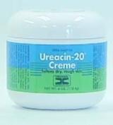 Ureacin-20 Cream For Softens Dry, Rough Skin - 120ml