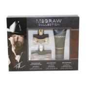 Tim Mcgraw 3 Piece Gift Set for Men