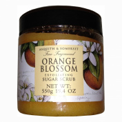 Asquith And Somerset Orange Blossom Exfoliating Sugar Scrub