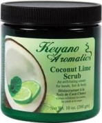 Keyano Aromatics Coconut Lime Scrub 300ml