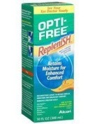 2486026 PT# 475660 Opti-Free RepleniSH Solution Contact Lens Mp 300ml Btl 14 Hour Ea Made by Alcon Vision Care...