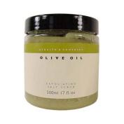 Olive Oil Exfoliating Salt Scrub