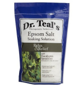 Body Care / Beauty Care Dr. Teal's Epsom Salt Soaking Solution with Eucalyptus Spearmint, 1420ml Bodycare / BeautyCare