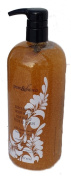 Pure & Basic Wild Banana Vanilla Exfoliating Body Scrub - 1000ml
