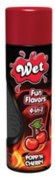 Wet Fun Flavours 4-In-1 Lotion 320ml - Popp'N Cherry Wet Fun Flavours 4-In-1 Lotion 320ml - Popp'
