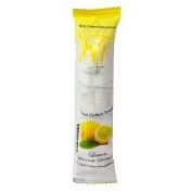 Moist Cotton Towel - Lemon