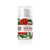 Nourish Nourish Organic Face Cream - Ultra Hydrating Argan and Pomegranate - 50ml