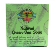 Virginia First Tea Farm Natural Green Tea Face & Body Soap 100ml