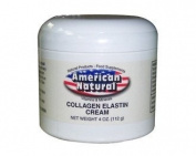 American Natural Collagen Elastin Cream 120ml Skin Care Anti Ageing