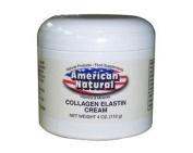 American Natural Collagen Elastin Cream 120ml Skin Care Anti Ageing