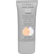 Almay Smart Shade CC Cream, Light/Medium 1 fl oz
