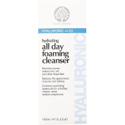Living Source Hyaluronic Acid Hydrating Foaming Cleanser