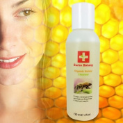 Certified Organic Honey Facial Cleanser Visibly Minimises Pores Leaving Skin Soft and Hydrated While Reducing Fine Lines - Also a Mild Anti-Septic to Help Prevent Blemishes and Keep Your Complexion Radiant and Beautiful - Swiss Botany 100% Satisfaction ..