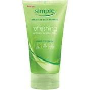 Simple Moisturising Facial Wash 50ml