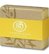 Lemongrass Olive Oil Soap 153 g by 80 Acres