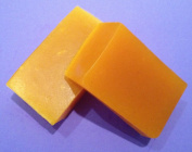 1 BAR - Natural Handmade Papaya Turmeric Skin Lightening Soap for Acne Scars, Age Spot, Liver Spot, 180ml Bar