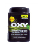 Oxy Cleansing Pads Acne Treatment