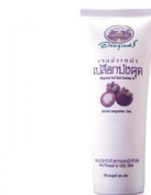 Abhaibhubejhr Mangosteen Peel Facial Cleansing Gel 85g Thailand ProductBALM WITH RICE BRAN OIL