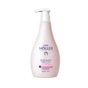 ANNE MOLLER - ANNE MOLLER AND EYES FACE CLEANSING MILK 400ML