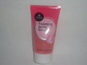 April bath & Shower foaming acne Scrub 4.20z.