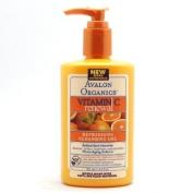 Avalon Organics Vitamin C Refreshing Face Cleanser-250ml