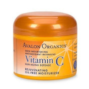 Avalon Organics Vitamin C Rejuvenating Oil-Free Moisturiser 60ml