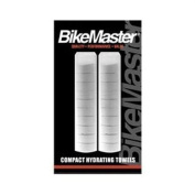 BikeMaster Compressed Towelettes (50 pack with 10-Piece Tubes) for Motorcycles