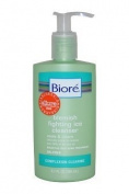 Blemish Fighting Ice Cleanser Biore For Unisex 200ml Salicylic Acid Fighting Blemishes