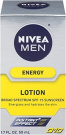 Nivea for Men Q10 Energy Lotion Broad Spectrum SPF 15, 50ml