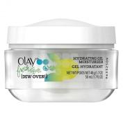 Olay Fresh Effects Dew Over Hydrating Gel Moisturiser, 1.7 Fluid Ounce