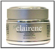 Clairene Firming Moisturiser - Potent Anti Ageing Cream- the BEST Collagen Moisturiser For Your Face - Marine Collagen - Resveratrol - Liftogen - IP6 - Peptides - Matrixyl 3000 - DMAE - Top Reviews - Best Skin Care - Facelift In a Bottle - Natural Ingr ..