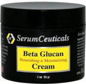 Beta Glucan 5% Nourishing & Moisturising Cream fortified by Ceramides, Milk Lipids, D-Panthenol for healing, soothing and rejuvenating skin.