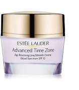 Estee Lauder Advanced Time Zone Age Reversing Line/Wrinkle Creme Broad Spectrum SPF 15 0.5oz/15ml For Normal/Combination Skin