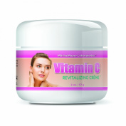 Vitamin C Cream - Best Anti-Ageing Vitamin C Complex, Collagen, Shea Butter- Removes Fine Lines & Wrinkles, Brightens Skin & Protects Skin Cells
